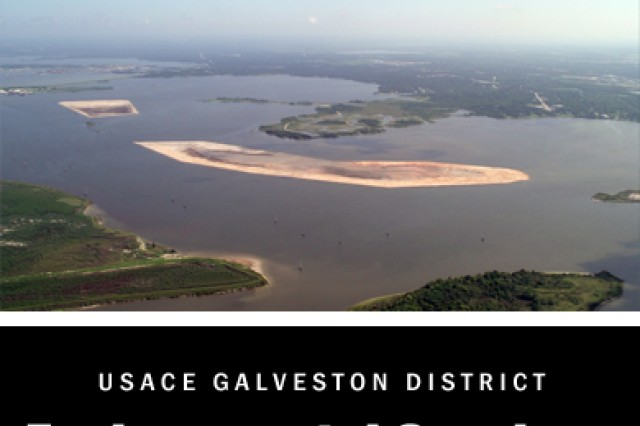 GALVESTON, Texas (April 28, 2015) -- The U.S. Army Corps of Engineers Galveston District awarded a contract in the amount of $236,996.24 to SOL Engineering Service LLC, a small business, for environmental services to include the collection and analyses of water and sediment samples from the federally-maintained Sabine Neches Waterway's entrance, jetty and Sabine Pass channels.