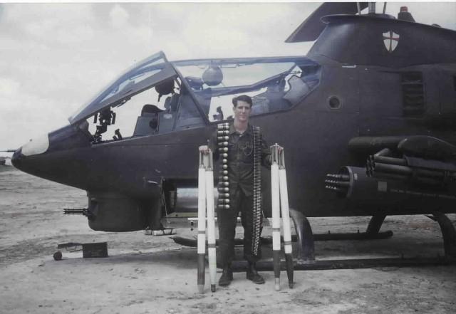 Veteran combat pilot keeps flying for work, pleasure