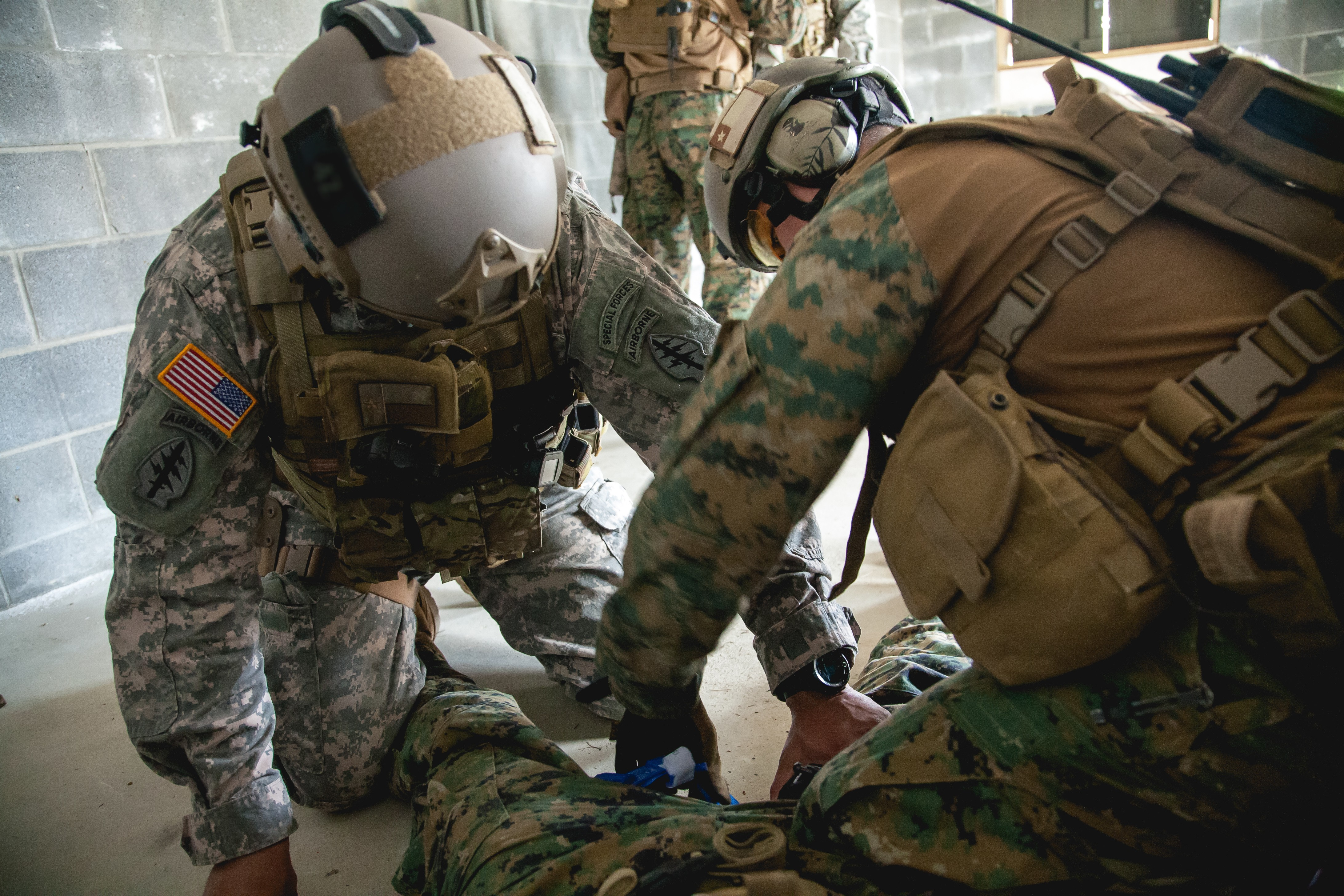 Us Chile Sof Complete Training At Camp Shelby Article