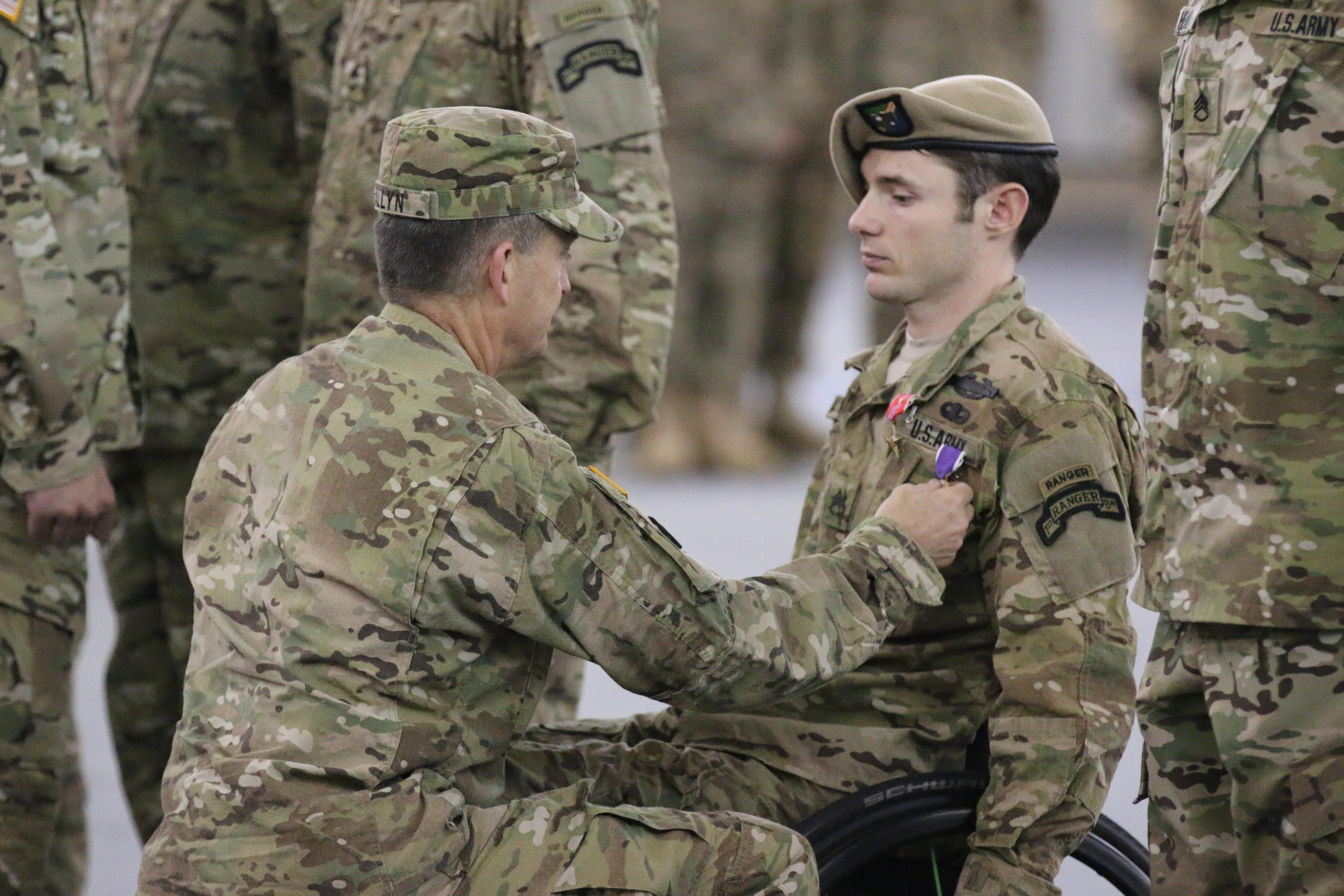 1st Battalion, 75th Ranger Regiment honors its heroes ...  1st Battalion, ...