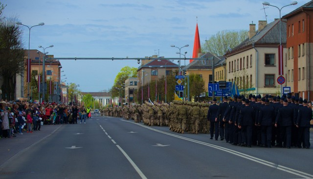 Parade of National Armed Forces