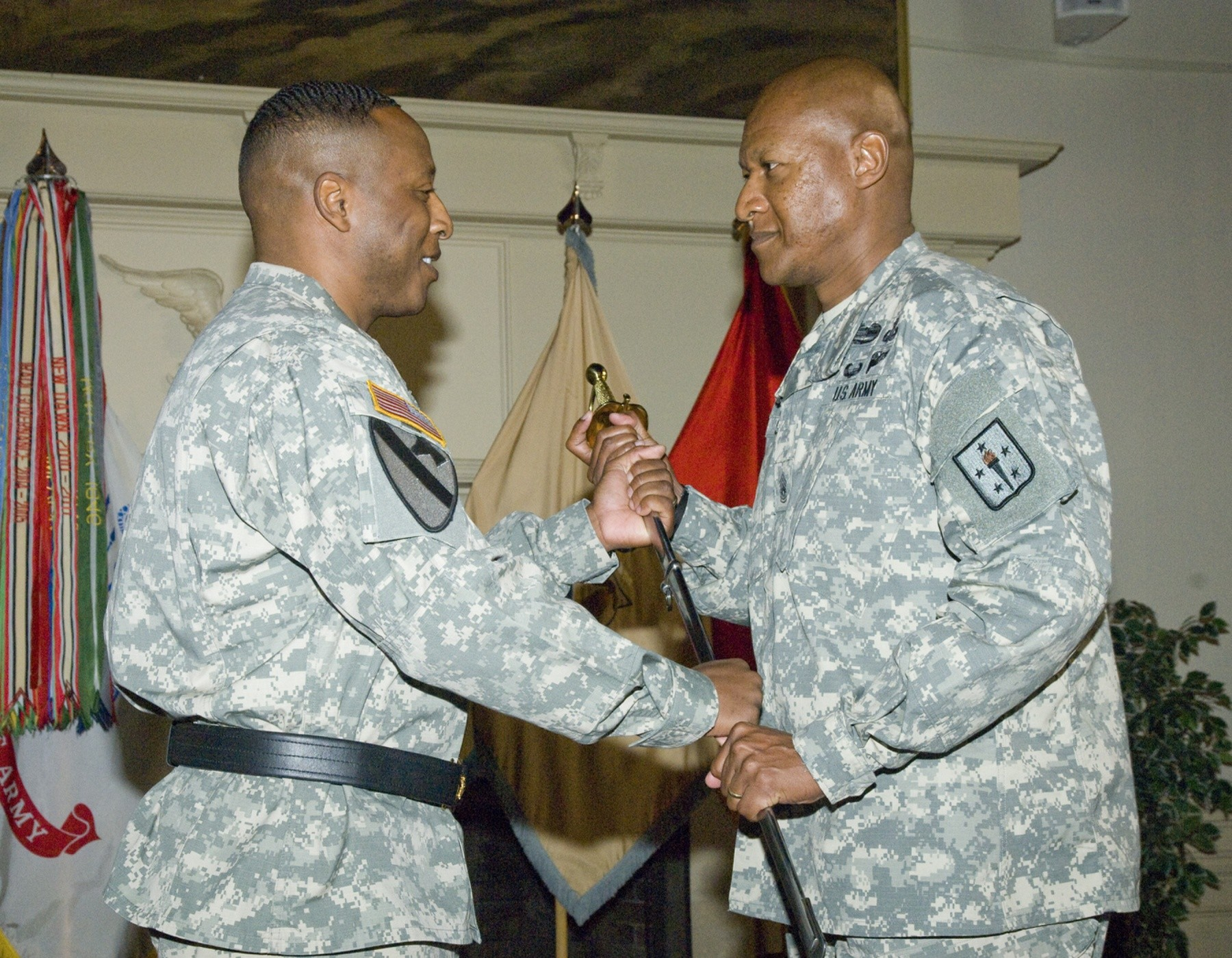 top quartermaster enlisted spot goes to csm with impeccable