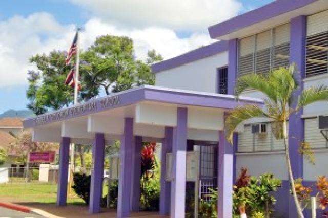 Solomon Elementary School is a Hawaii Department of Education public school located on Schofield Barracks, Hawaii.