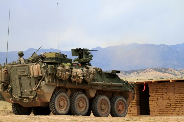 Raider brigade hones battlefield skills in combined arms exercise