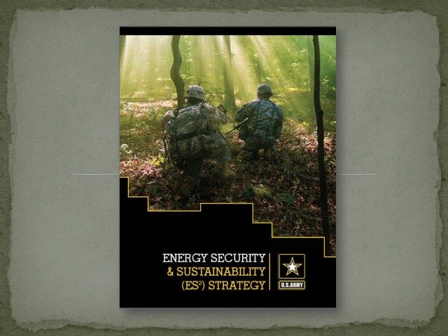 Energy Security and Sustainability Strategy