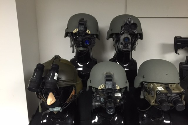 Helmet Size Conversion Chart: Owning the Environment: Current trajectory in Army visual sensors ,Chart