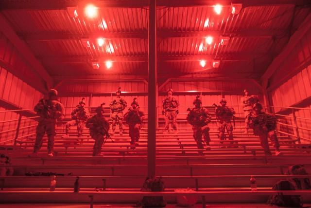 Fury CALFEX Night Fire