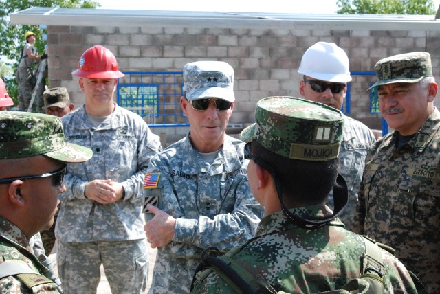 Regional humanitarian exercise provides real-world training opportunity