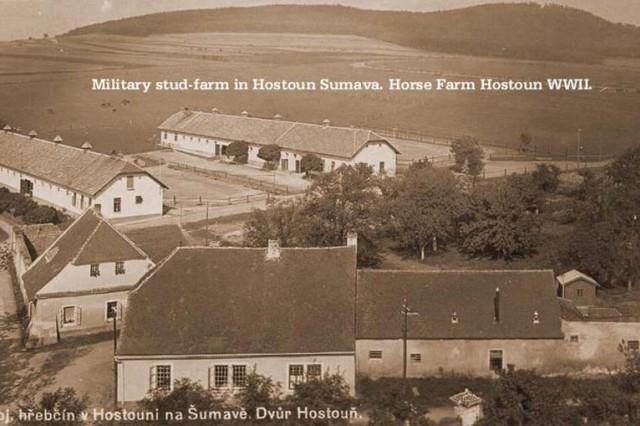 Military breeding farm