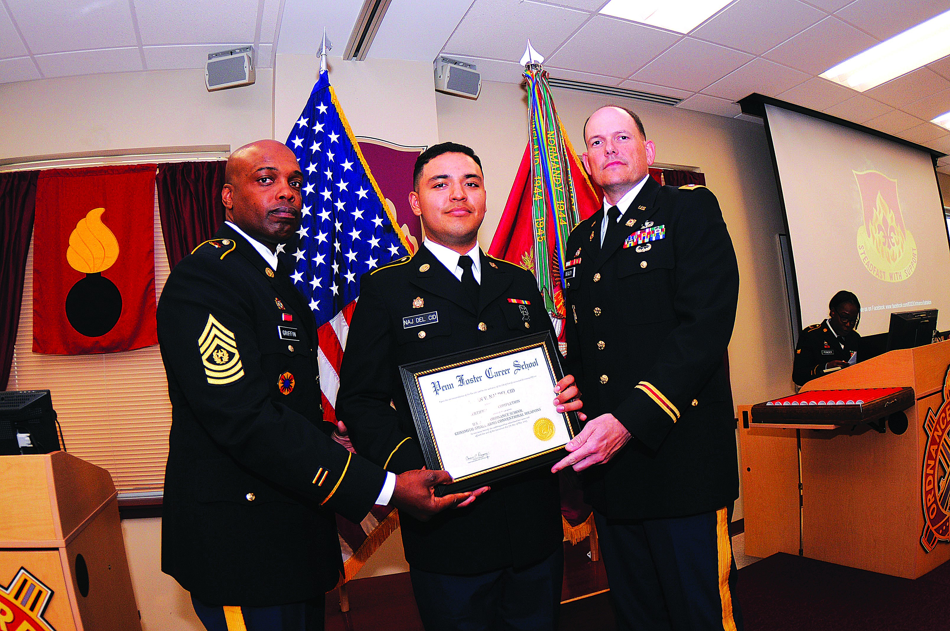 Soldier Becomes First To Gain Gunsmith Certification At Small Arms