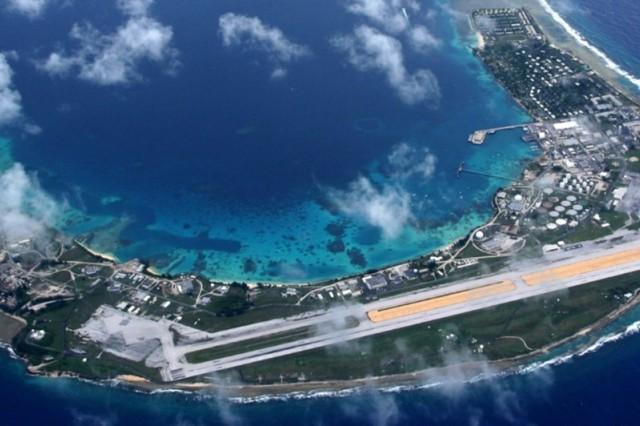 USAG-KA, Kwajalein Atoll, RMI