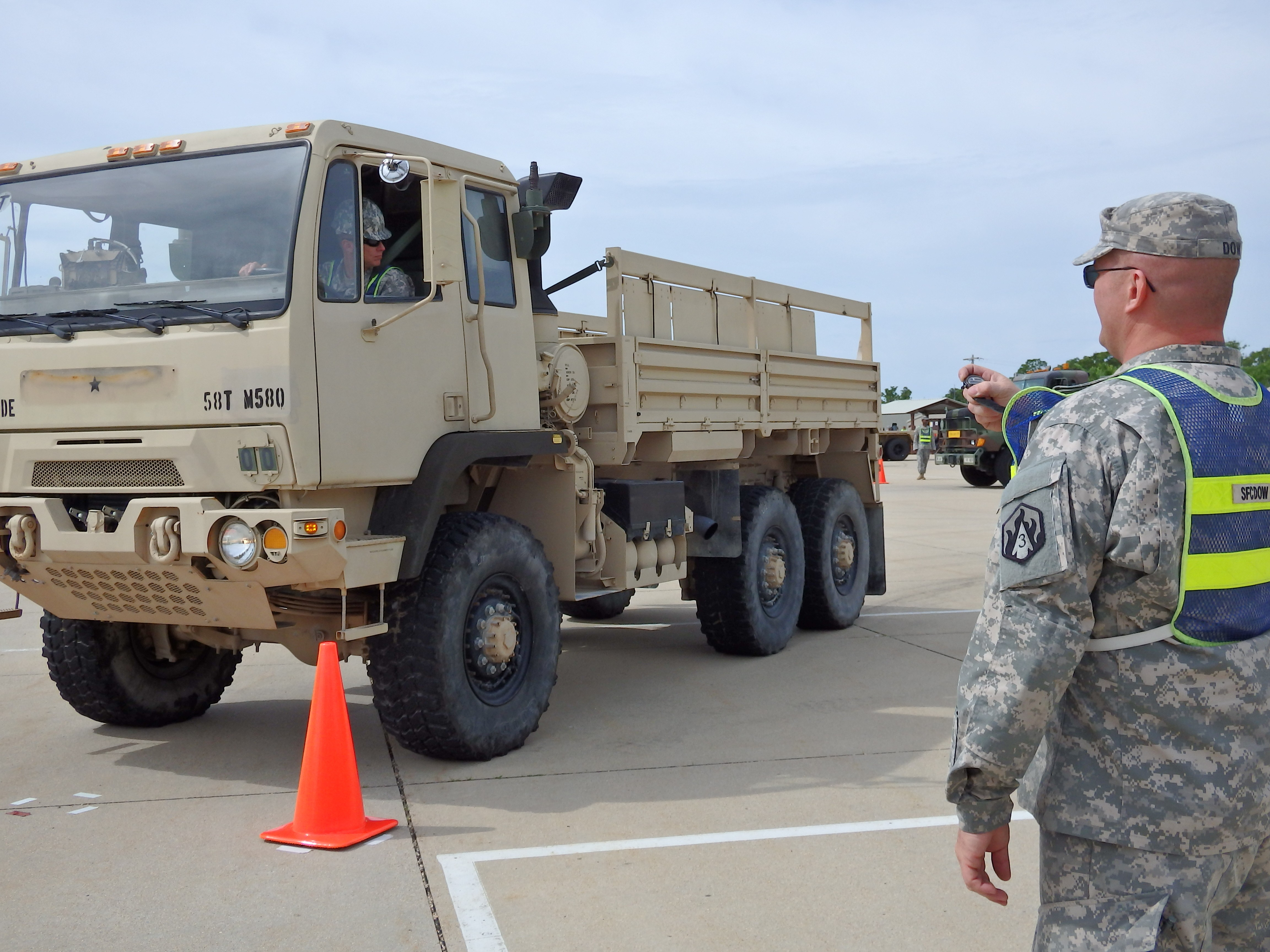 58th Trans Hosts Truck Rodeo Article The United States Army - Us-army-88m