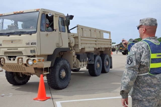 58th trans hosts truck rodeo article the united for 88m motor transport operator