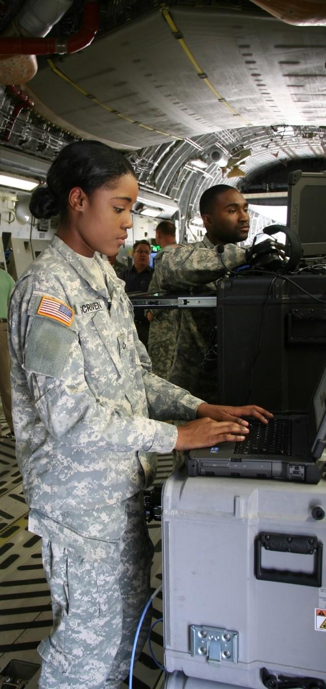 Enroute Mission Command Capability (EMC2)