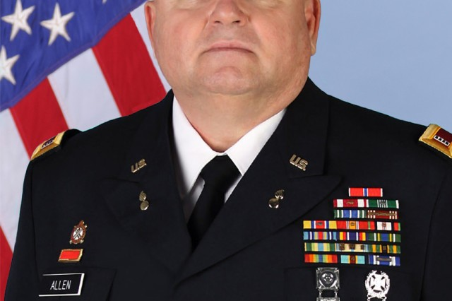 Chief Warrant Officer 4 Johnny Allen was selected as the 81st Regional Support Command Chief Warrant Officer on April 24, 2015.