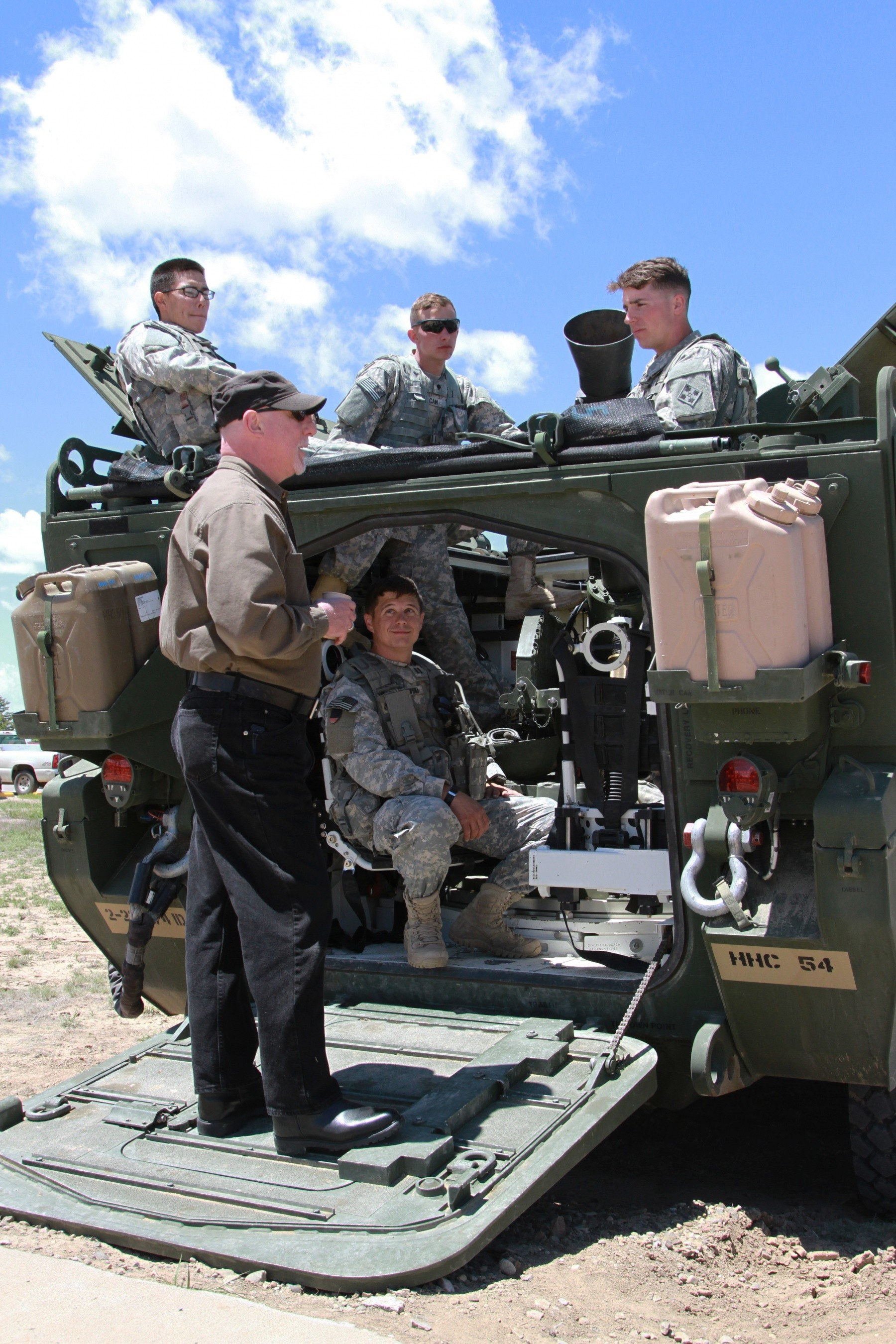 Raider brigade invites community to Piñon Canyon | Article