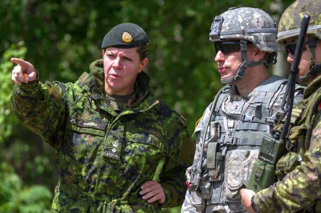 Southerners' help Canadian soldiers maintain readiness | Article