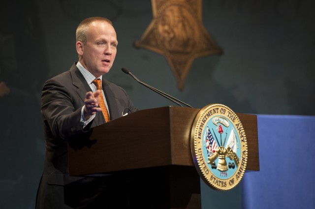 HON Carson remarks at Medal of Honor induction ceremony