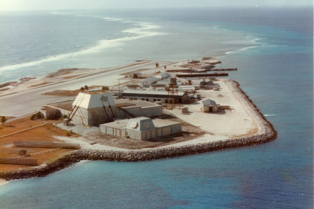 The Systems Technology Test Facility constructed on Meck Island of the Kwajalein Missile Range, the Systems Technology Test Facility incorporated the original Site Defense Radar, a data processing and enabling software all of which were successfully validated during a series of tests conducted between 1977 and 1980.