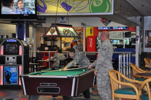 A family fun day will take place June 14 at Alternate Escapes food and game center, located in Building 25722 at 28th and B Street. The event - open to service members and their families - will include a cookout, live music and an assortment of activities for children. The facility is scheduled to undergo a 90,000 dollar renovation later this month.