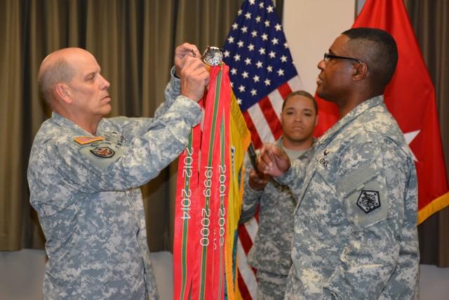 HRC receives Army Superior Unit Award