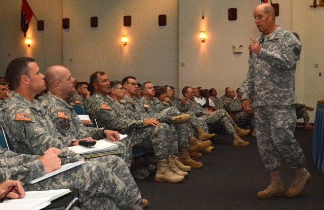 Army Human Resources Command Executive Road Show