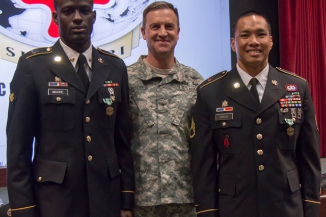 USASOAC Soldiers win USASOC BWC 2015 | Article | The United