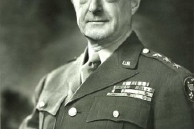 Lt. Gen. Robert Richardson is pictured.