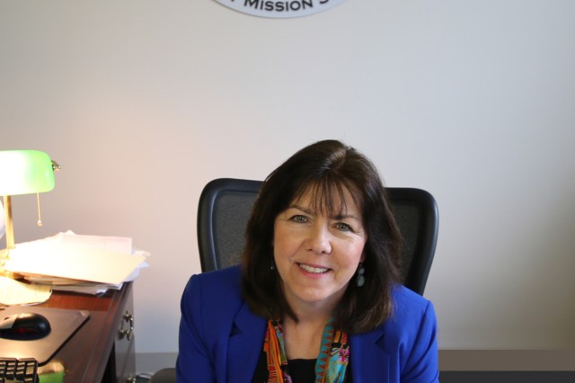 Pam Kartachak is the G6 for the U.S. Army Research, Development and Engineering Command and chief information officer for the U.S. Army Edgewood Chemical Biological Center.