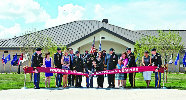 SFAC Opening at Fort Riley, Kansas