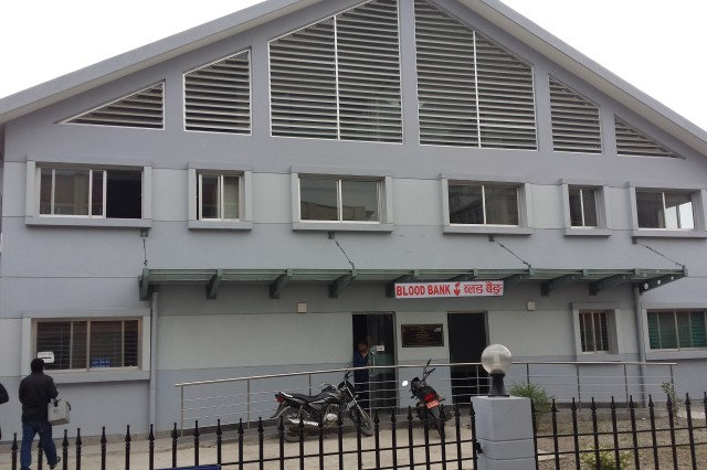 The district managed the design and construction of the $1.2 million blood center at the Tribhuvan University Teaching Hospital in Kathmandu. The facility suffered no damage in the earthquake and remained operable.