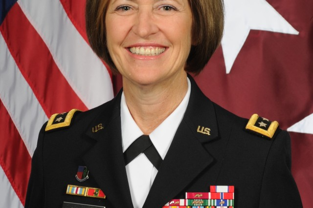 Lt. Gen. Patricia Horoho, Army Surgeon General and Commanding General. U.S. Army Medical Command