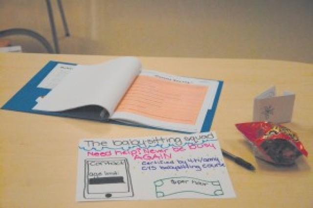 CYS workshop teaches child care skills, marketing