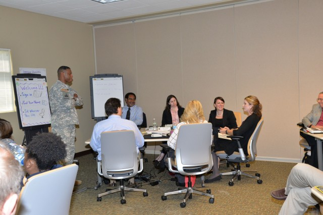 MG Lawarren Patterson shares the future with CP29 Class members.
