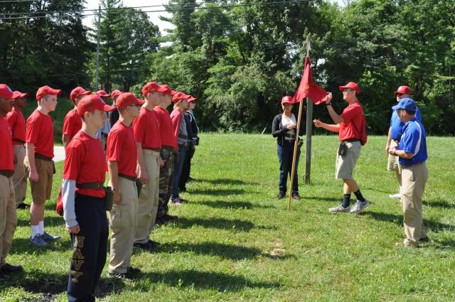 Crane Hosts High School Students for Leadership, STEM Event