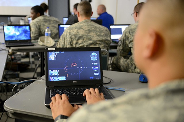 Virtual Capture The Flag Helps Soldiers Enhance Cyber