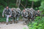 Three female Soldiers continue to second phase of Ranger course