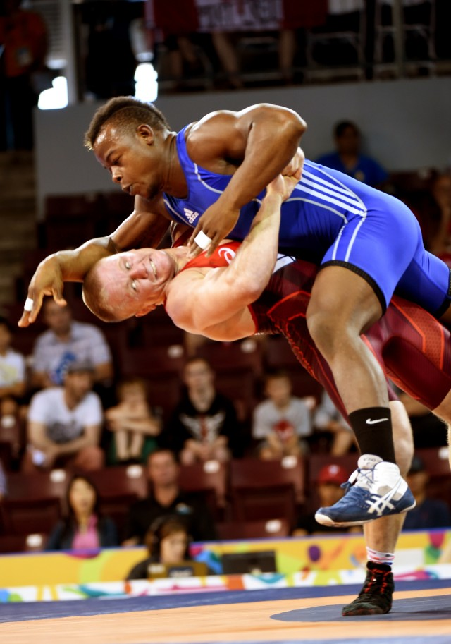 Soldier-athletes help Team USA win team title at PanAm Games