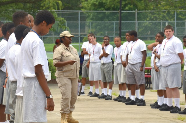Maryland's Freestate ChalleNGe Academy welcomes more than 150 candidates at APG