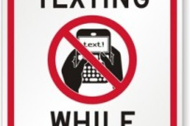 Texting and talking on a mobile phone while driving is illegal in the state of Hawaii.
