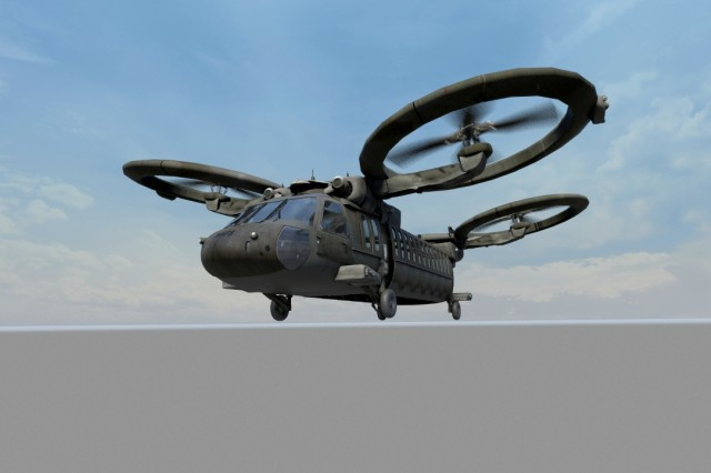 Joint Common Architecture will support the Army's future Vertical Lift Fleet.
