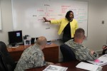 Soldiers in Transition learn skills needed to navigate challenges, find focus