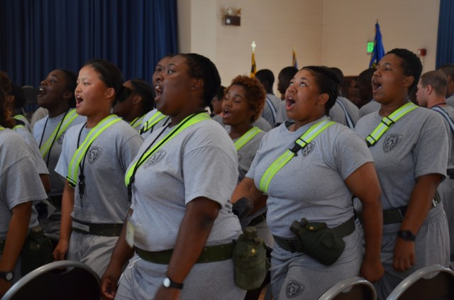 Freestate ChalleNGe Academy inducts new cadets