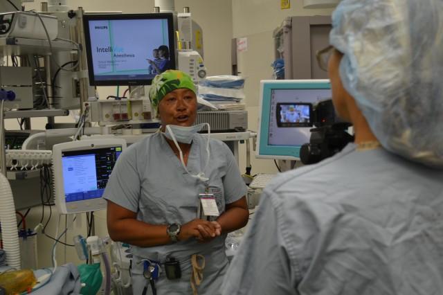 army nurse anethesist