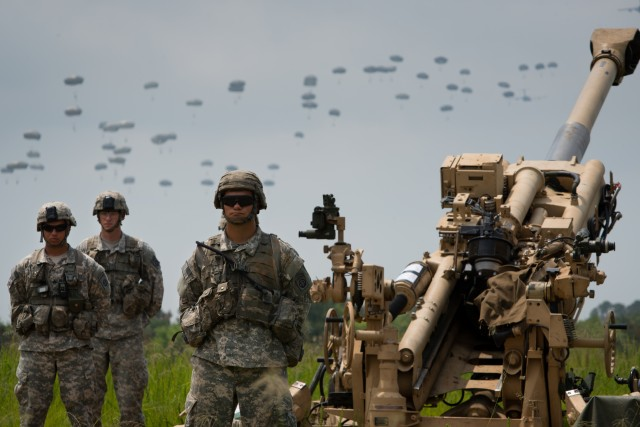 Swift Response to exercise NATO airborne forces in Europe