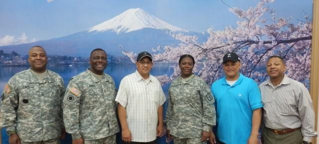 FMAT Visits LRC-Honshu