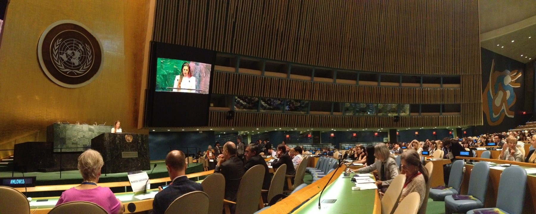 dliflc student among winners of un essay contest article the photo credit courtesy view original