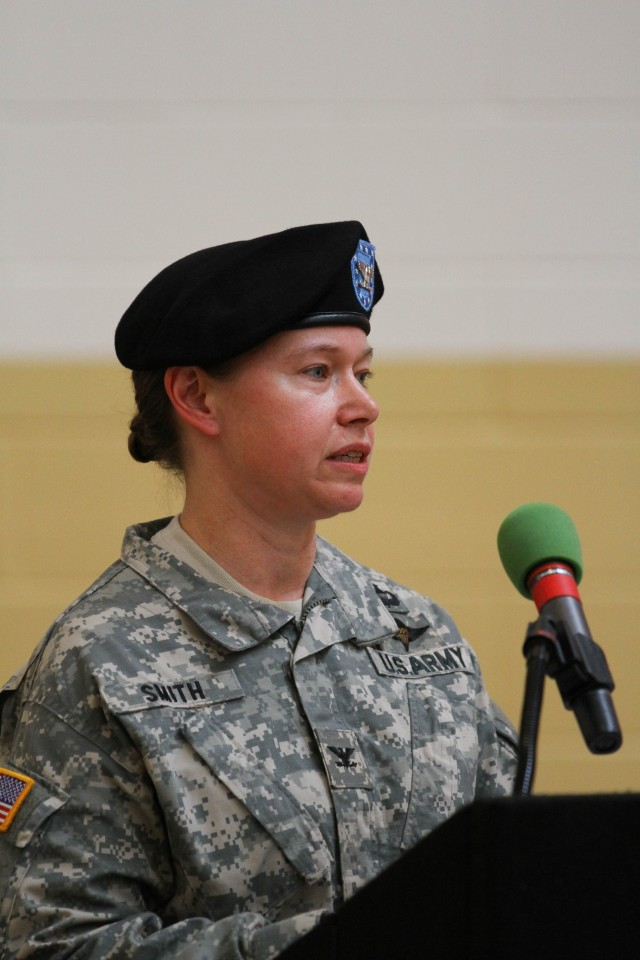 404th AFSB welcomes new commander