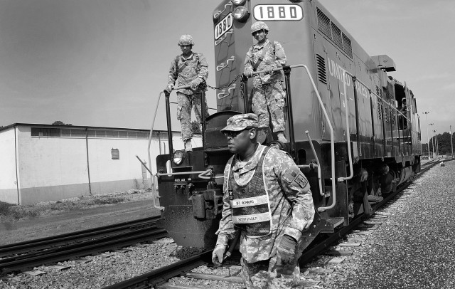 Army railroaders undergoing dramatic change
