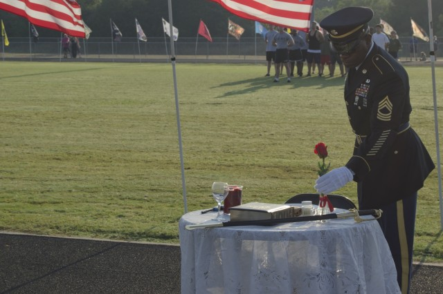 Watermelon Run for the Fallen honors service members lost in combat